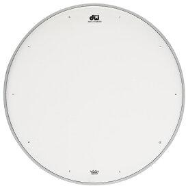 DW DW-DH-ACW10 AA Two-Ply White Drum Heads コーテッド スネア 10インチ ドラムヘッド