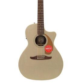 Fender Newporter Player CHP WN エレクトリックアコースティックギター