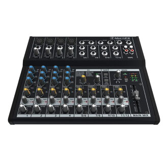 MACKIE MIX12FX 12 channel effect incorporation compact mixer