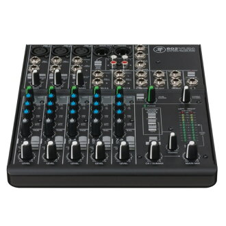 MACKIE 802VLZ4 8 channel super compact mixer