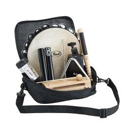 Pearl PP1-EDU/Z パーカッション スターターパック リズム楽器セット 全音 奏法説明書付き