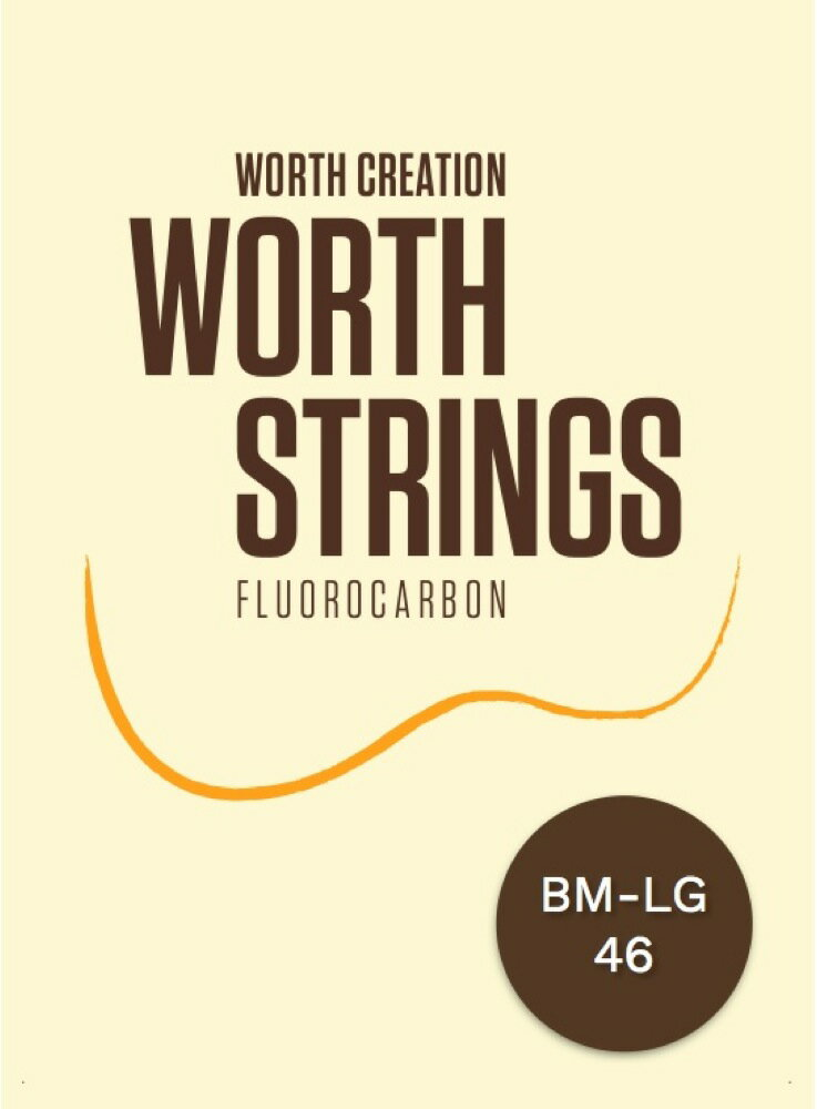 Worth Strings BM-LG Medium Low-G セット ウクレレ弦