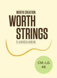 Worth Strings CM-LG Medium Low-G セット ウクレレ弦
