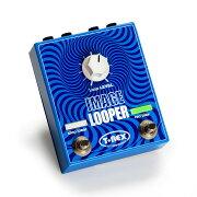 T-REXI.LOOPERImageLooperステレオルーパーギターエフェクター