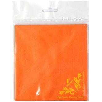 MORRIS INSTRUMENT CLOTH 오렌지 악기용 크로스