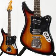 ARIARETRO-1532J3TSエレキギターアウトレット