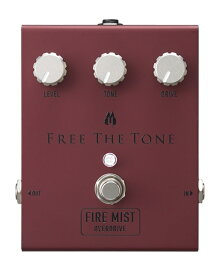 Free The Tone FM-1V FIRE MIST ギターエフェクター