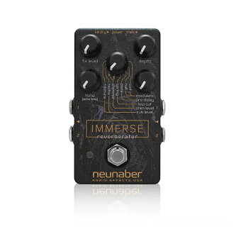 Neunaber Audio Effects Immerse Reverberator 리바브기타에페크타