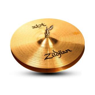"""ZILDJIAN 14 """"ZBT HiHat Top Medium Thin high-hat cymbals"""