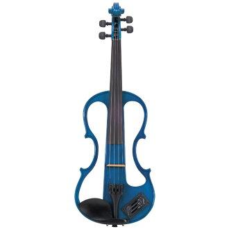 Carlo giordano Silenzia EV-202 BLU 일렉트릭 바이올린