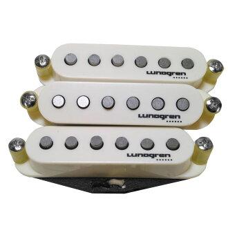 供Lundgren Guitar Pickups Stratocaster Lundgren BJFE set電子吉他使用的挑選