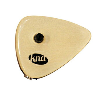 KNA AP-2 Universal Piezo Pickup with Volume control Maple cap piezopikkuappu