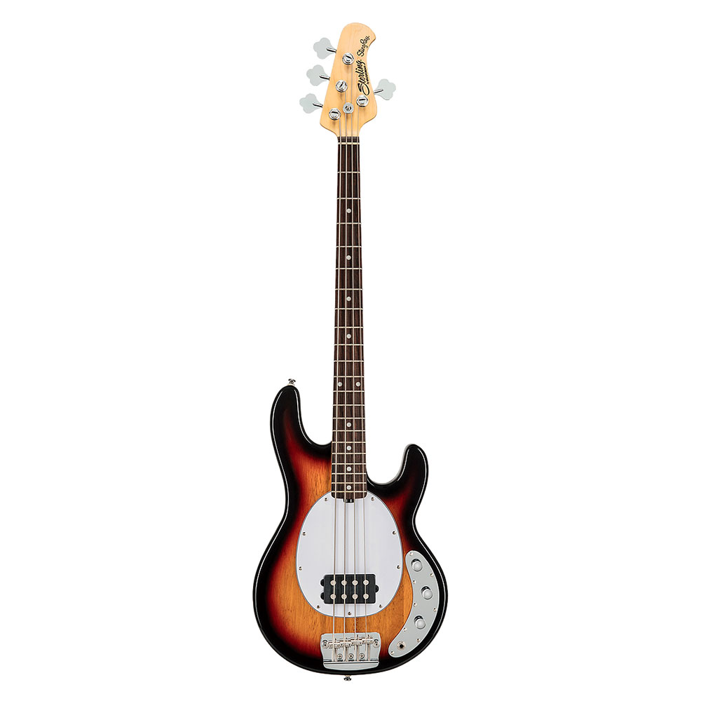 Sterling by MUSIC MAN Ray24CA 3Tone Sunburst エレキベース
