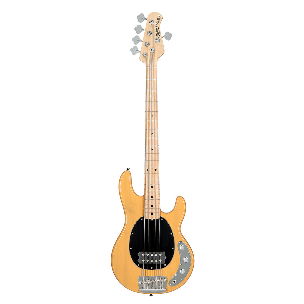 Sterling by MUSIC MAN Ray25CA Butterscotch 5弦エレキベース