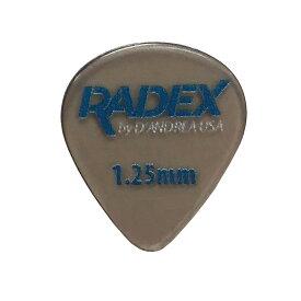 D'Andrea RADEX RDX551 1.25mm ギターピック 6枚入り
