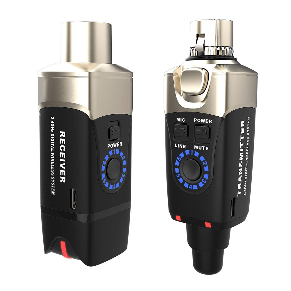 Xvive XV-U3 マイクロフォン デジタルワイヤレスシステム