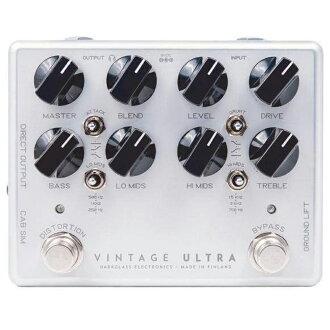 Darkglass Electronics Vintage Ultra V2基础用之前放大器/DI overdrive效应器