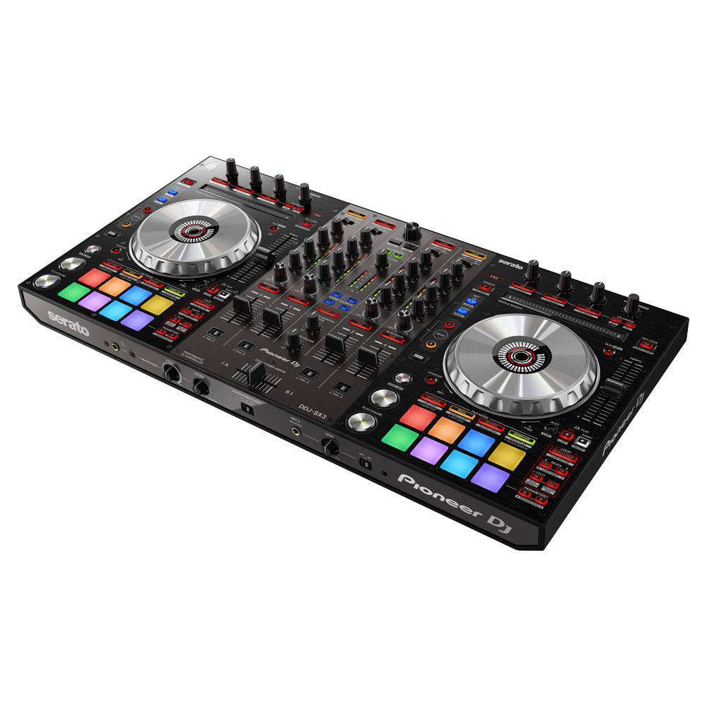 Pioneer DDJ-SX3 DJコントローラー