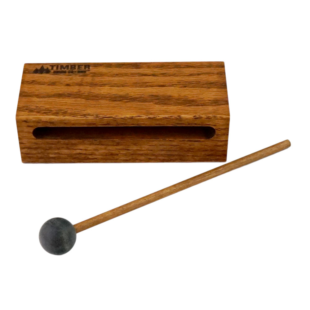TIMBER DRUM COMPANY TD-T4S Woodblock ウッドブロック