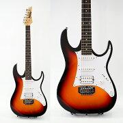 IBANEZGRX40TFBアクセサリーセット付きエレキギター【中古】