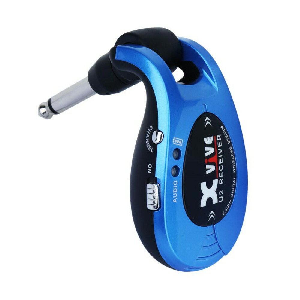 Xvive XV-U2/BL U2 デジタルワイヤレスシステム ブルー