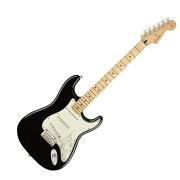 FenderPlayerStratocasterMNBlackエレキギター