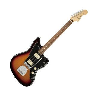 Fender Player Jazzmaster PF 3TS エレキギター