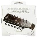 IBANEZ IACS12C Light 80/20 Bronze 12弦アコースティックギター弦