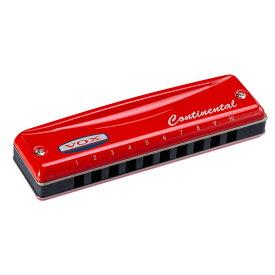 VOX VCH-2-C Continental Type 2 Harmonica Key-C 10ホールハーモニカ ソロプレイ向きタイプ
