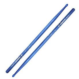 ZILDJIAN LAZLZ5ANBU Hickory Series 5A NYLON BLUE DRUMSTICK ドラムスティック