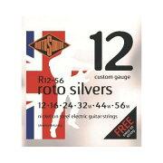 ROTOSOUNDROT-R12-56RotoSilversエレキギター弦