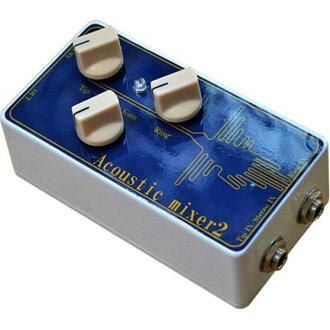 供Birdland Acoustic Mixer 2吉他使用的粉碎器