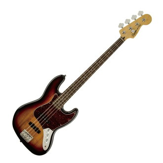 Squier Vintage Modified Jazz Bass Laurel 3TS electric guitar base