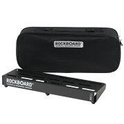 RockBoardDUO2.146cm×14.6cmwithGigbagペダルボードギグバック付き