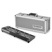 RockBoardDUO2.146cm×14.6cmwithFlightcaseペダルボードフライトケース付き