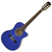ARIAA-48CESBLBasicエレクトリッククラシックギター