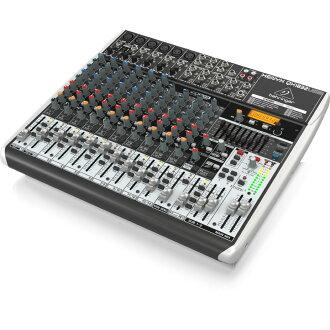 BEHRINGER QX1832USB XENYX USB 오디오 인터페이스