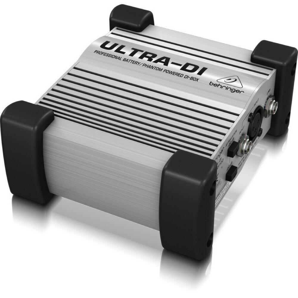 BEHRINGER DI100 ULTRA-DI ダイレクトボックス