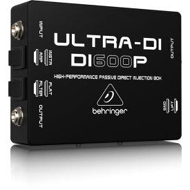 BEHRINGER DI600P ULTRA-DI ダイレクトボックス