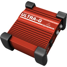 BEHRINGER GI100 ULTRA-G ダイレクトボックス