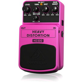 BEHRINGER HD300 HEAVY DISTORTION ギターエフェクター