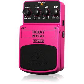 BEHRINGER HM300 HEAVY METAL ギターエフェクター