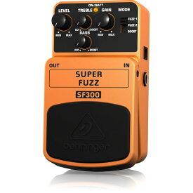 BEHRINGER SF300 SUPER FUZZ ギターエフェクター
