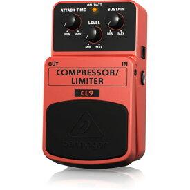 BEHRINGER CL9 COMPRESSOR LIMITER ギターエフェクター