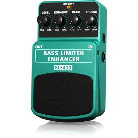 BEHRINGER BLE400 BASS LIMITER ENHANCER ベース用 エフェクター