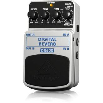BEHRINGER DR600 DIGITAL REVERB 기타 음향 처리 장치