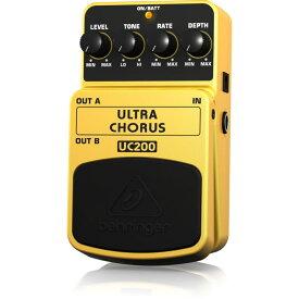 BEHRINGER UC200 ULTRA CHORUS ギターエフェクター