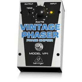 BEHRINGER VP1 VINTAGE PHASER ギターエフェクター