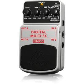 BEHRINGER FX600 DIGITAL MULTI-FX ギターエフェクター