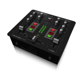 BEHRINGER VMX100USB PRO MIXER DJミキサー USBオーディオインターフェイス内蔵